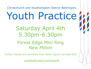 Youth Practie April 4th 2015