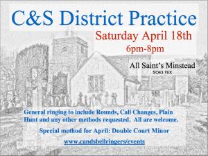 District Practice April 2015 Minstead